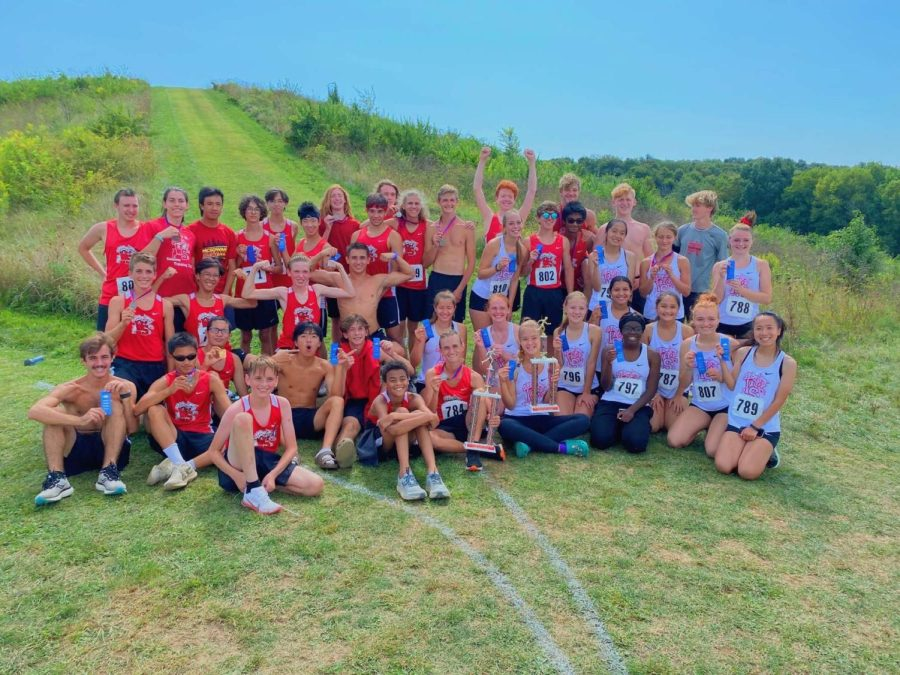 Cross Country dominates in regional meets